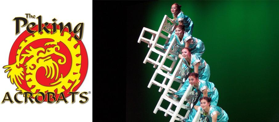 Peking Acrobats at Granada Theatre