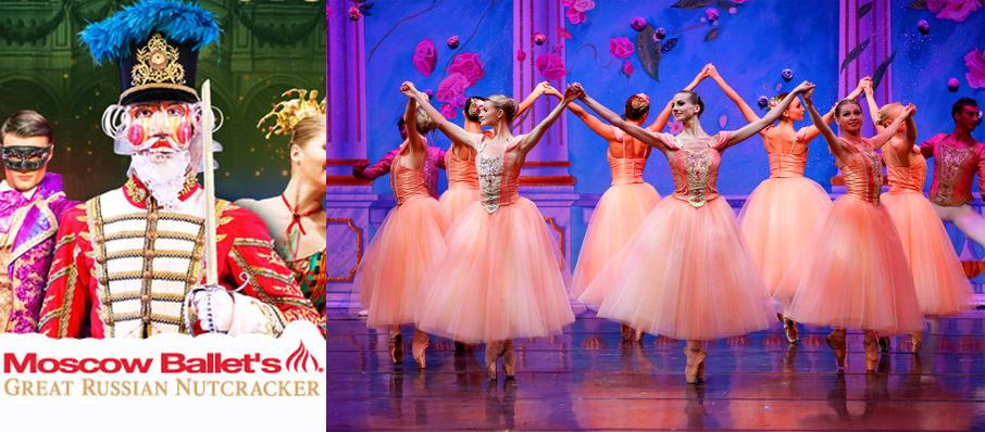 Moscow Ballet's Great Russian Nutcracker at Chumash Casino