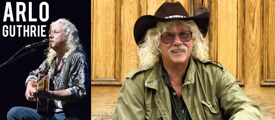Arlo Guthrie at The Lobero