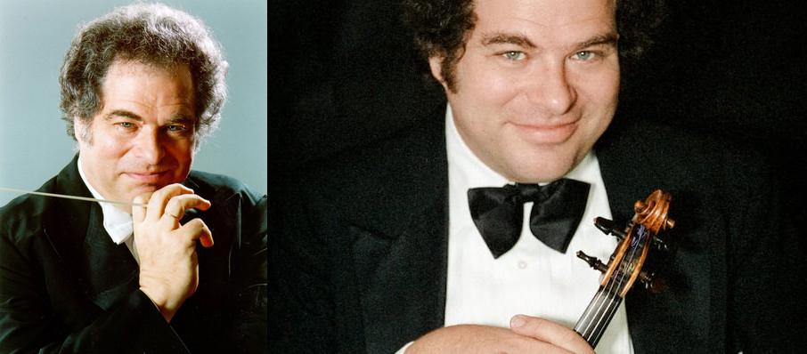 Itzhak Perlman at Granada Theatre