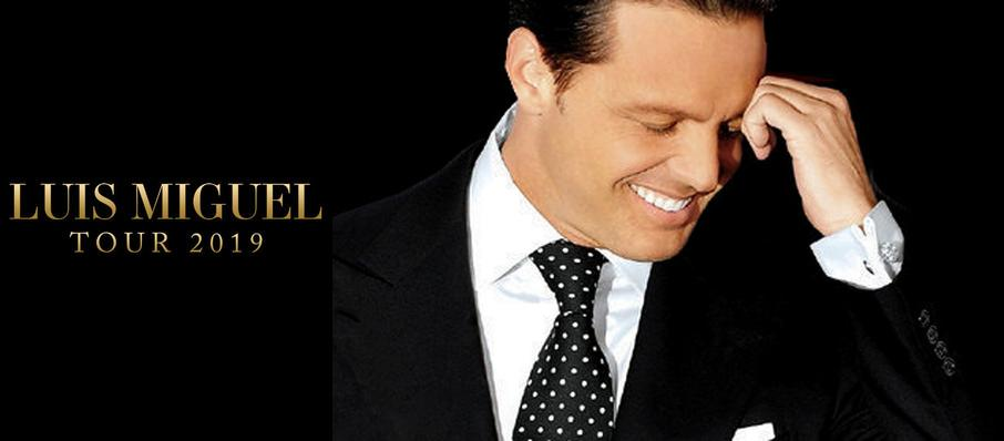 Luis Miguel at Santa Barbara Bowl