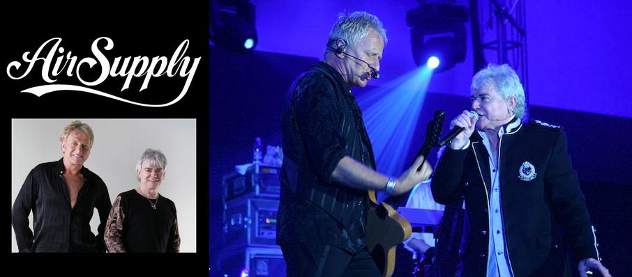 Air Supply at Chumash Casino