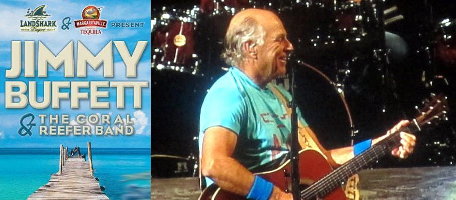 Jimmy Buffett at Santa Barbara Bowl