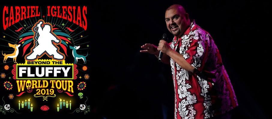 Gabriel Iglesias at Arlington Theatre
