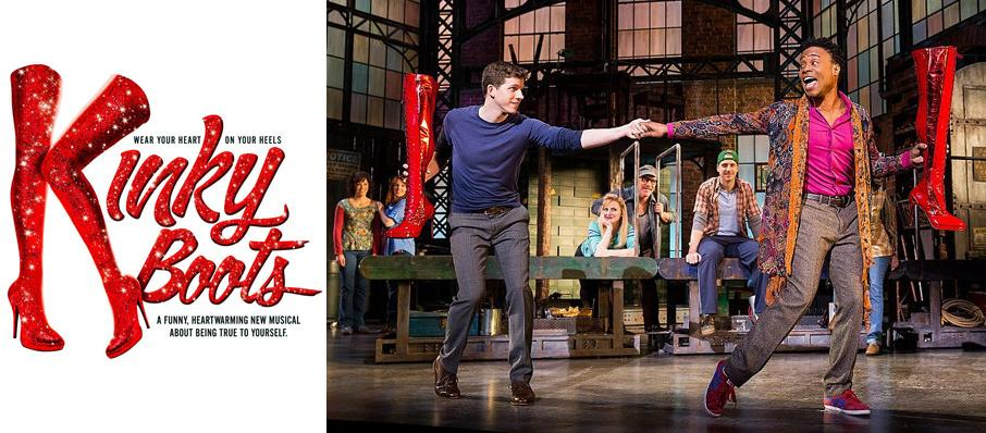Kinky Boots at Granada Theatre