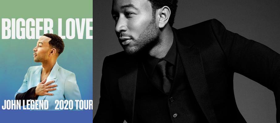John Legend at Santa Barbara Bowl