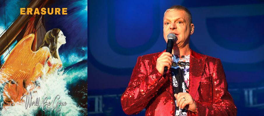 Erasure at Arlington Theatre