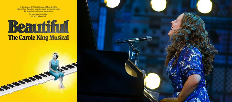 Beautiful: The Carole King Musical at Granada Theatre