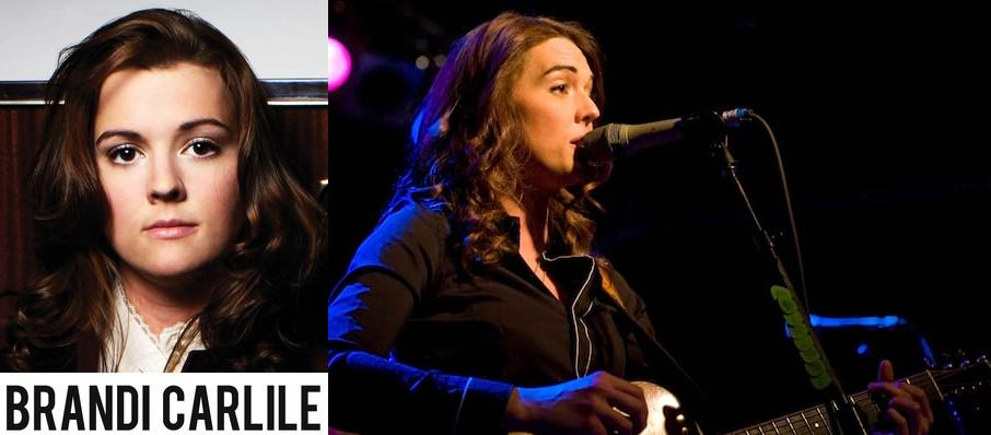 Brandi Carlile at Arlington Theatre
