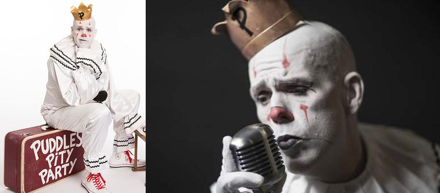 Puddles Pity Party at The Lobero