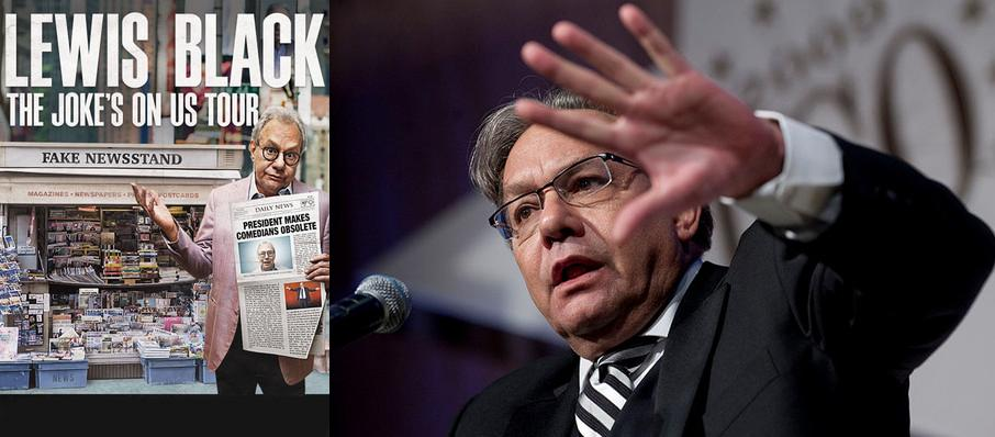 Lewis Black at The Lobero