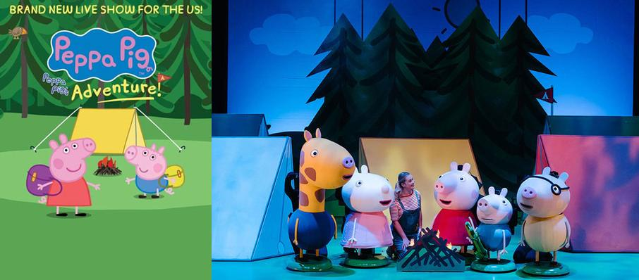 Peppa Pig Live at Arlington Theatre