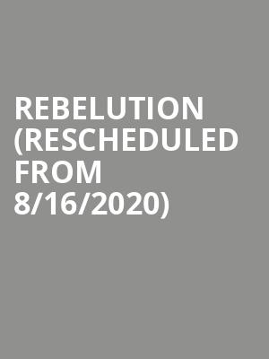 Rebelution (Rescheduled from 8/16/2020) at Santa Barbara Bowl
