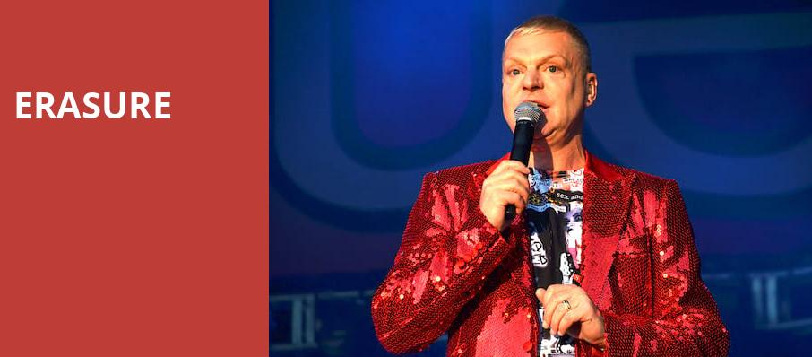 Erasure, Arlington Theatre, Santa Barbara