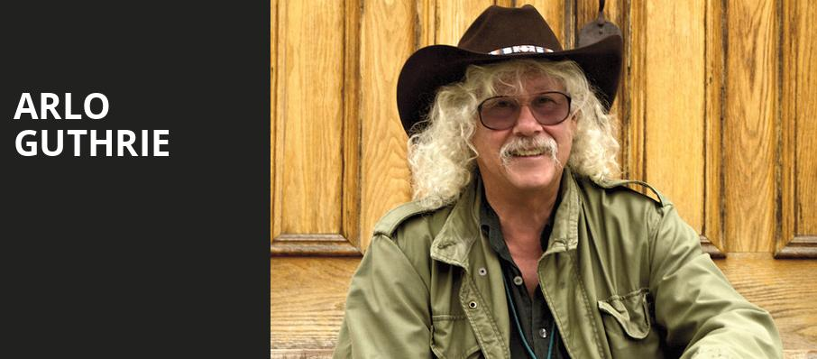 Arlo Guthrie, The Lobero, Santa Barbara