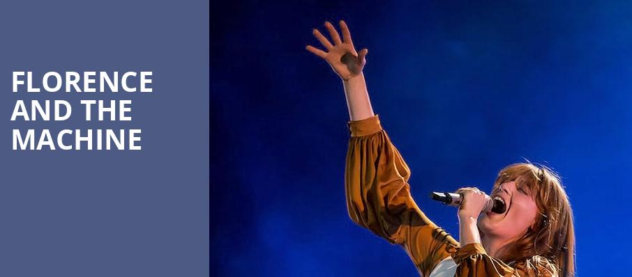 Florence and the Machine, Santa Barbara Bowl, Santa Barbara