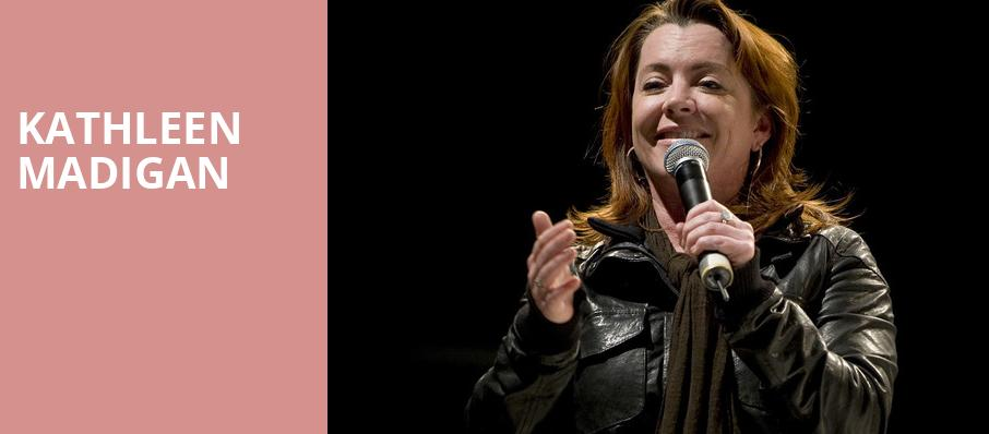 Kathleen Madigan, The Lobero, Santa Barbara
