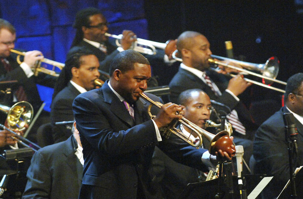 The Jazz at Lincoln Center Orchestra Wynton Marsalis, Granada Theatre, Santa Barbara