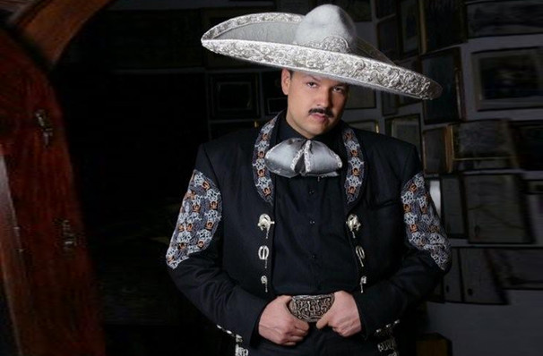 Dates announced for Pepe Aguilar