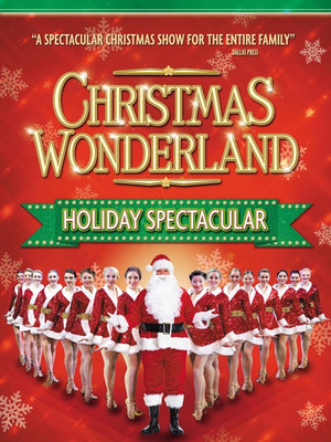 Broadway Christmas Wonderland, Granada Theatre, Santa Barbara
