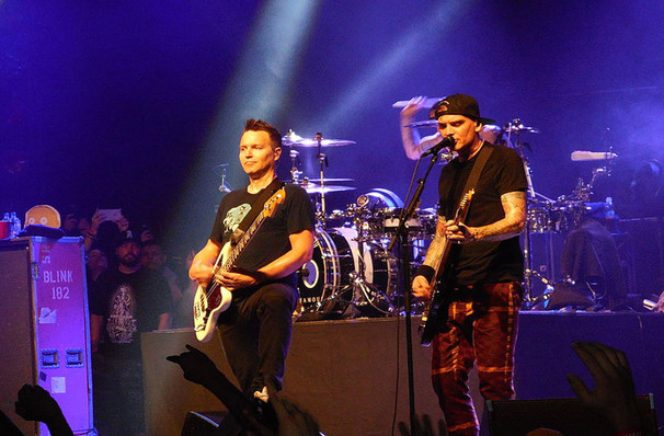 Dates announced for Blink 182, A Day to Remember & All American Rejects