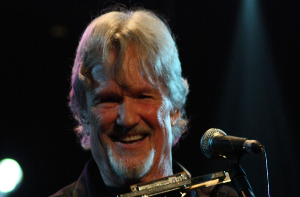 Kris Kristofferson, The Lobero, Santa Barbara